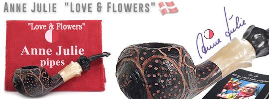 Anne Julie Freehand Love & Flowers