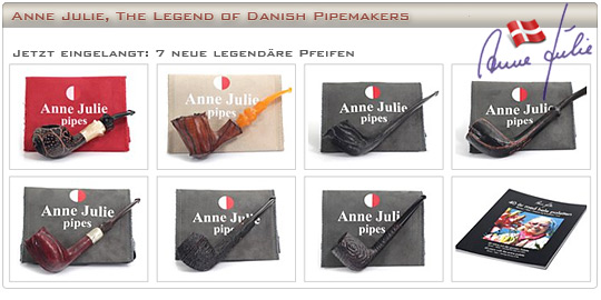 Anne Julie Pipes