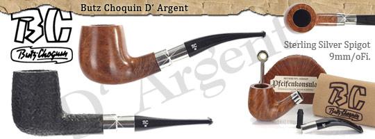 Butz Choquin D' Argent - Sterling Silver Spigot