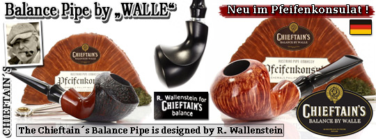 Chieftain´s Balance Pipe by Roger Wallenstein