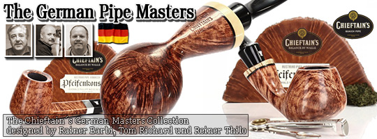 Chieftains German Pipemaster