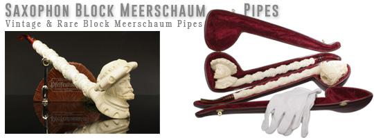 Original Meerschaum Saxophon