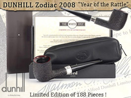 Dunhill Chinese Zodiac 2008 - The Year of the Rattle