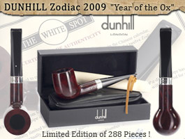 Dunhill Chinese Zodiac 2009 - The Year of the Ox