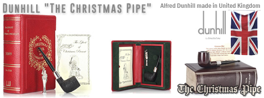 Dunhill Christmas Pipes
