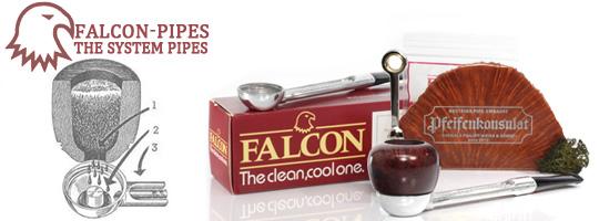 Falcon Pipes @ Pfeifenkonsulat