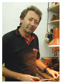 picture: Karl Harkam, Austrian Pipemaker