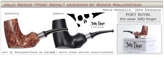 The new Jolly Roger PORT ROYAL by Roger Wallenstein