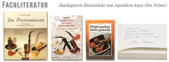 Handsignierte Einzelst�cke vom legend�ren Autor Otto Pollner!