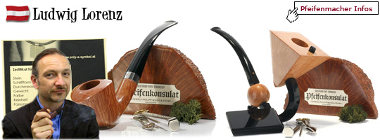 Karl Harkam, Austrian Pipemaker