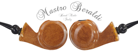 Mastro Beraldi, Freehand Pipes