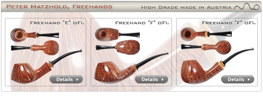 Peter Matzhold Freehands