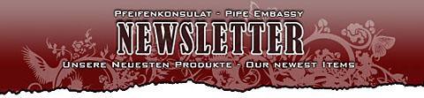 Pfeifenkonsulat Newsletter
