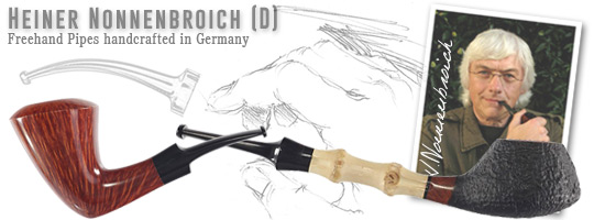 Heiner Nonnenbroich Freehand Pipes