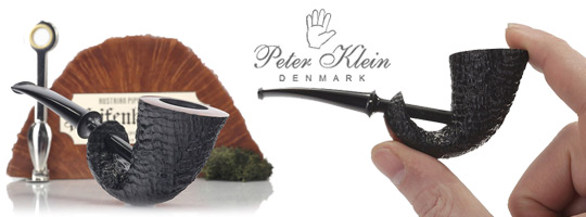 Peter Klein Pipes handcrafted in Denmark