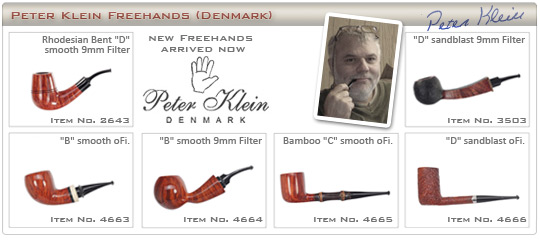 Peter Klein Freehands made in Denmark