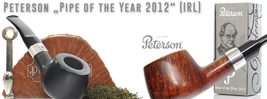 Peterson Pipe of the Year 2012 - SALE!