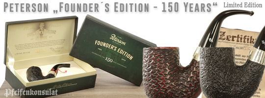 Peterson Founders Edition - 150 Years