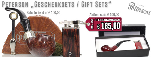 Peterson Gift Set