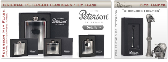Peterson Accessoires new arrived