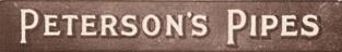 Peterson Logo alt