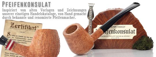 Pfeifenkonsulat Pipes