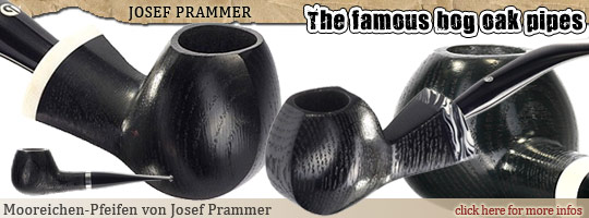 Josef Prammer, Austrian Pipemaker - Bog Oaks