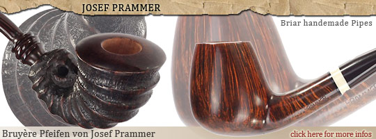 Josef Prammer, Austrian Pipemaker