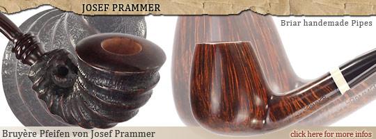 Josef Prammer, Austrian Pipemaker