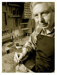 picture: Josef Prammer, Austrian Pipemaker