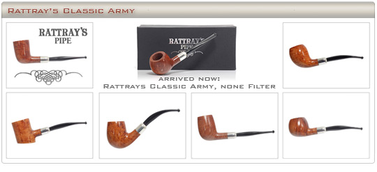 Rattrays Classic Army new arrived