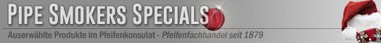 Auserw�hlte Produkte im Pfeifenkonsulat - Pfeifenfachhandel seit 1879