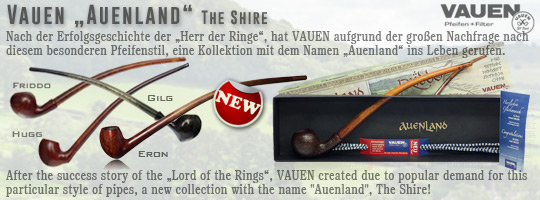 Vauen Auenland Pipes