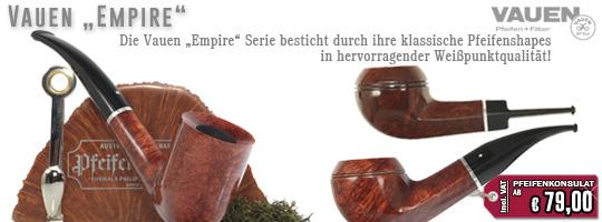 Vauen Empire, klassische Wei�punktqualit�t