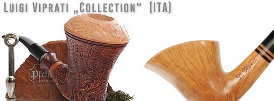 Viprati Collection - rare pipes