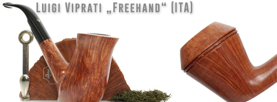 Viprati Freehands - rare pipes