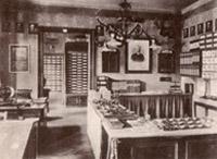 Niederlassung Wien 1907