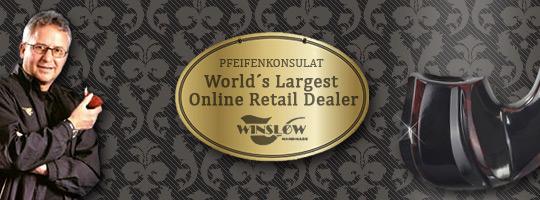Poul Winslow Pipe Depot - Winsløw Poul Pfeifenkonsulat