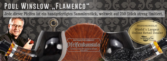 Poul Winslow Flamenco Limted Edition